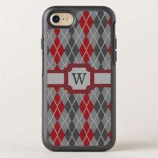 Ashes and Embers Argyle Otterbox Phone Case