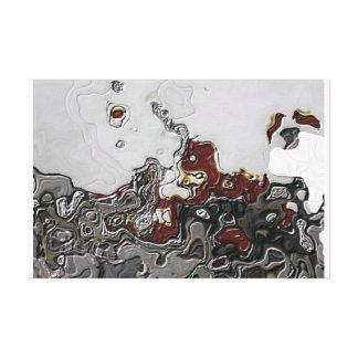 Ashes to ashes 825 aka The Edge Of Hafferton Canvas Print