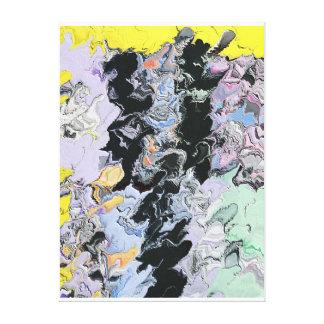 Ashes to ashes 955 aka Studerdarling Canvas Print