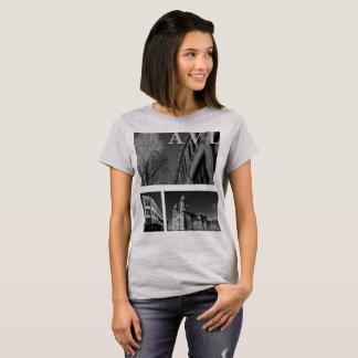 Asheville Architecture T-Shirt