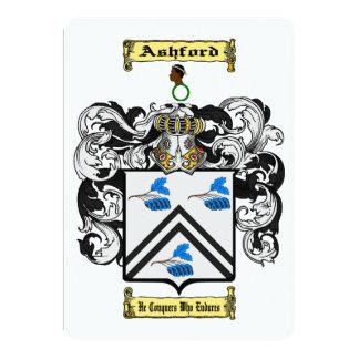 Ashford Card