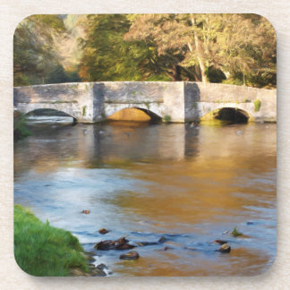 Ashford-in-the-Water Drink Coaster