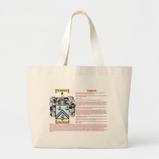 Ashford (meaning) large tote bag