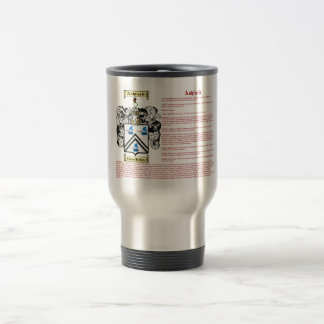 Ashford (meaning) travel mug