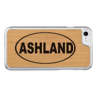 Ashland Oregon or Ohio Carved iPhone 8/7 Case