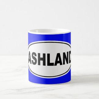Ashland Oregon or Ohio Coffee Mug