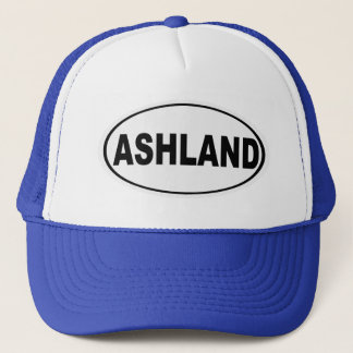Ashland Oregon or Ohio Trucker Hat