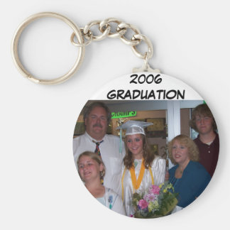 ASHLEY, 2006 GRADUATION KEYCHAIN