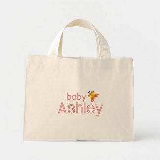 Ashley baby mini tote bag