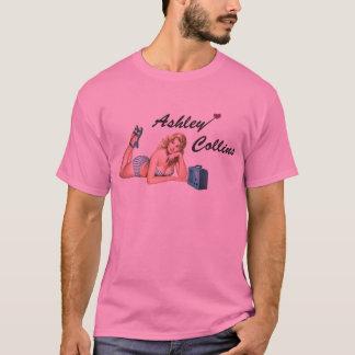 Ashley Collins Retro Unisex T-Shirt. T-Shirt