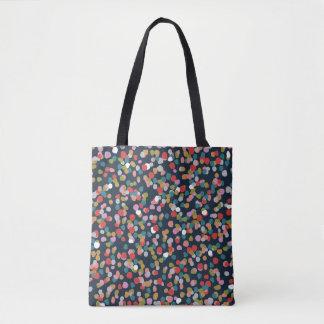 Ashley Dots Tote Bag