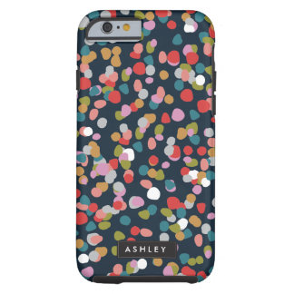 Ashley Dots Tough iPhone 6 Case