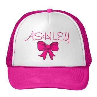 Ashley Personalized Trucker Hat