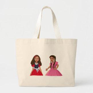 Ashley Sisters  Jumbo Tote Bag