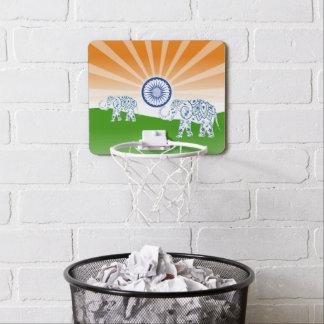 """Ashoka Chakra"" sun Mini Basketball Hoop"