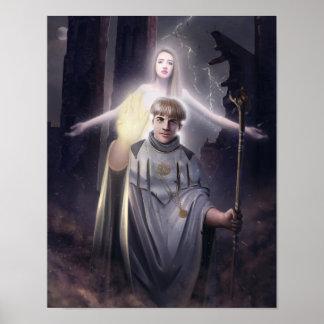 Ashton and Lorentia Poster