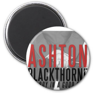 Ashton Blackthorne Magnets
