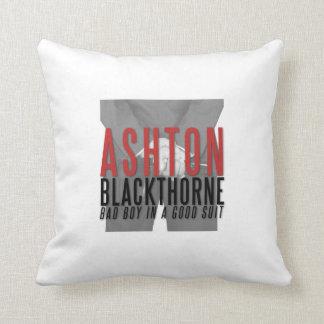 Ashton Blackthorne Pillow