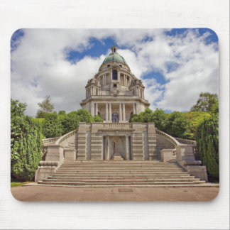 Ashton Memorial in Lancaster souvenir photo Mouse Pad