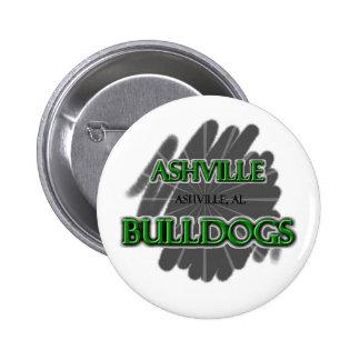 Ashville High School Bulldogs - Ashville AL Pins