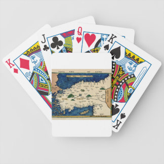 Asia 1513 bicycle playing cards