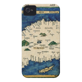 Asia 1513 iPhone 4 cover