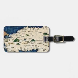 Asia 1513 luggage tag