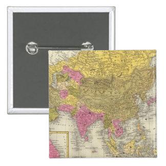 Asia 20 2 inch square button