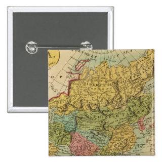Asia 4 2 inch square button