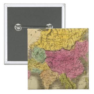 Asia 8 2 inch square button