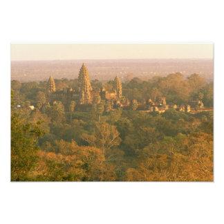 Asia, Cambodia, Siem Reap. Angkor Wat. Photo Print