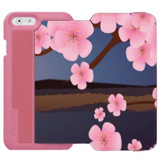 Asia Cherry Blooms Incipio Watson™ iPhone 6 Wallet Case