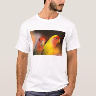 Asia, China, Hong Kong. Yuen Po Street bird T-Shirt