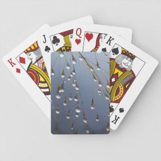 Asia, China   Huansan, Dewdrops Playing Cards