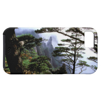 Asia, China, Huanshan. The yellow mountain iPhone 5 Covers