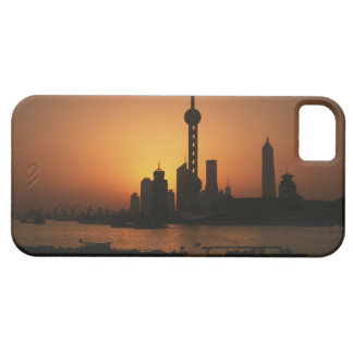 ASIA, China, Shanghai View of Oriental Pearl TV Case For The iPhone 5