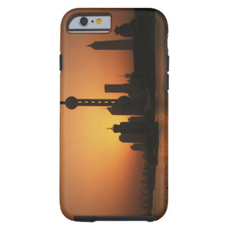 ASIA, China, Shanghai View of Oriental Pearl TV Tough iPhone 6 Case