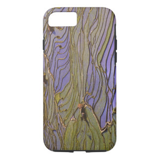 Asia, China, Yunnan Province, Yuanyang. Flooded iPhone 7 Case