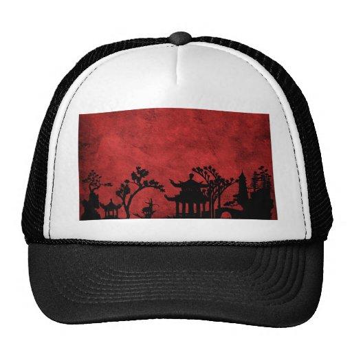 Asia Mesh Hat