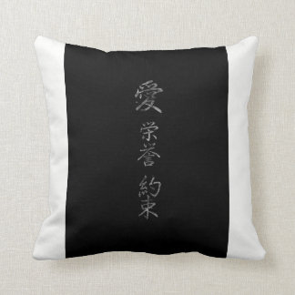 Asia Inspired by Chole Wess Throw Pillow