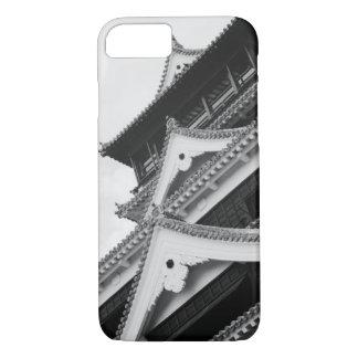 Asia, Japan, Kumamoto. Detail of the Kumamoto, iPhone 7 Case