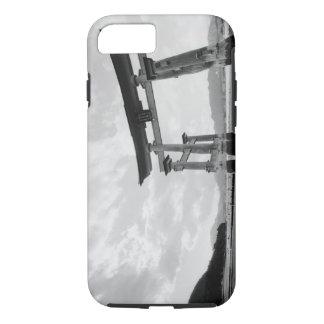Asia, Japan, Myajima. Torri Gate 2 iPhone 7 Case
