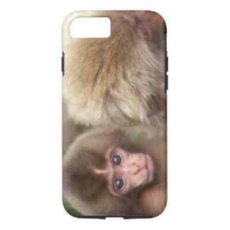 Asia, Japan, Nagano, Jigokudani, Snow Monkey 2 iPhone 7 Case