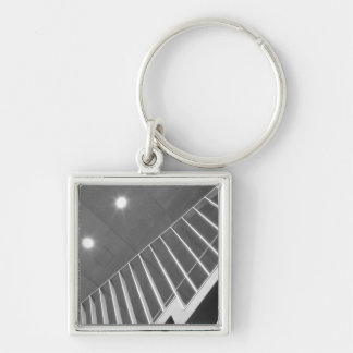 Asia, Japan, Tokyo. Stairs at the Tokyo Keychain