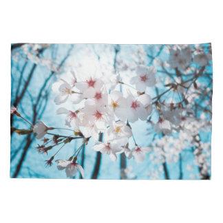 Asia Japanese Cherry Blossom Pillowcase