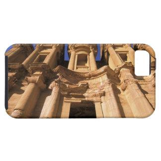 Asia, Jordan, Petra. El Deir, The Monastery. iPhone 5 Case
