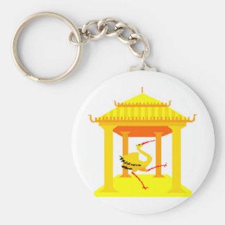 Asia Keychain