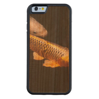 Asia Koi Fish Cherry iPhone 6 Bumper Case
