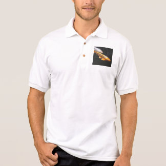 Asia Koi Fish Polo Shirt