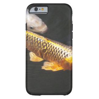 Asia Koi Fish Tough iPhone 6 Case
